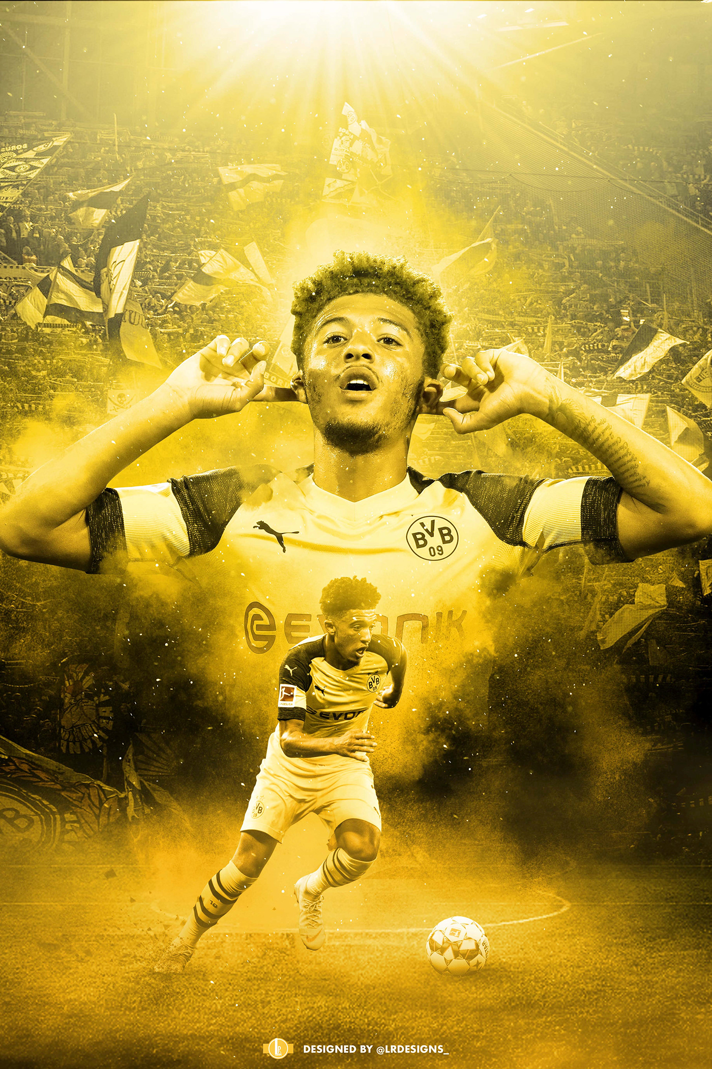 Football Wallpapers On Behance