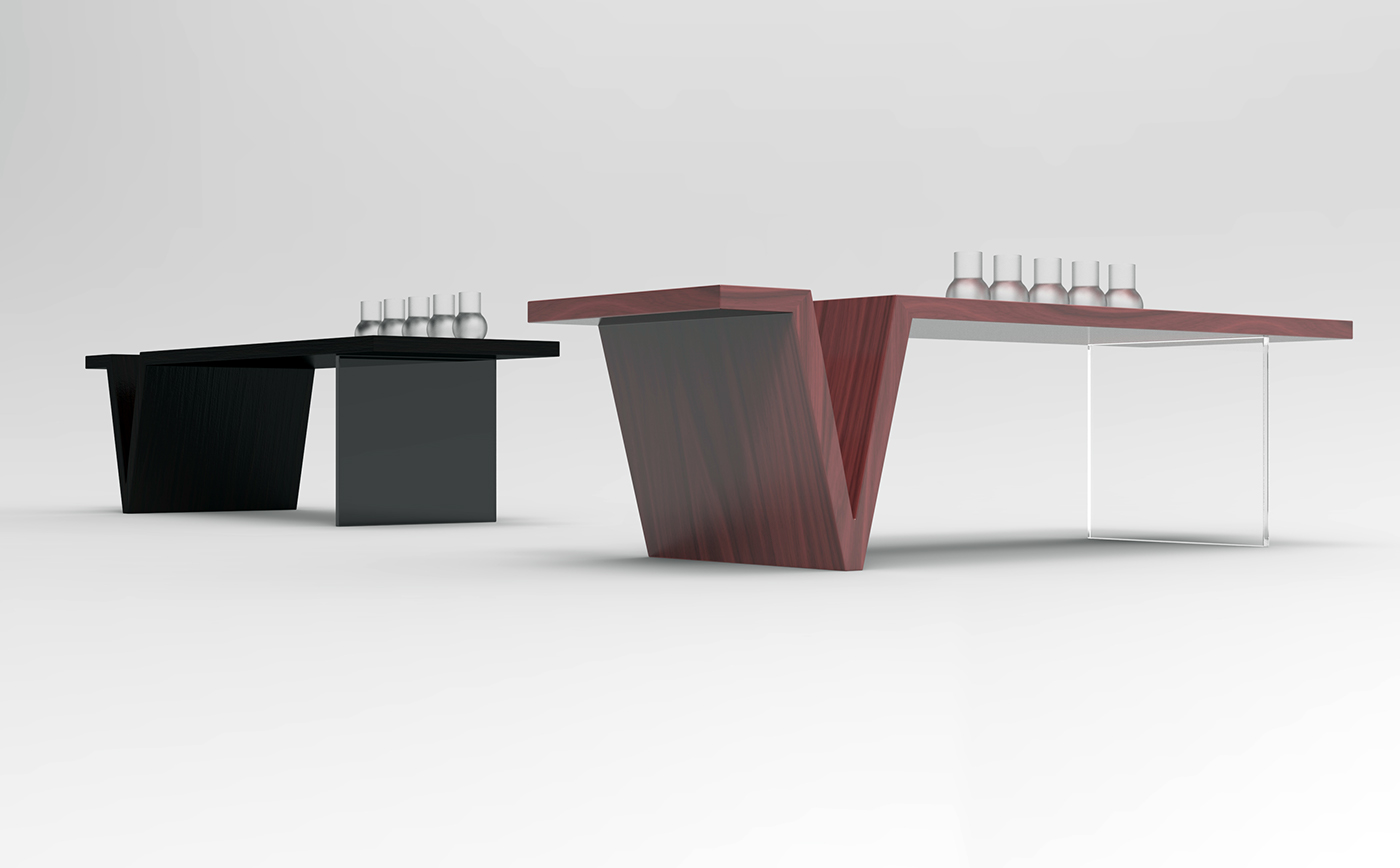 Square Root Dining Table On Behance