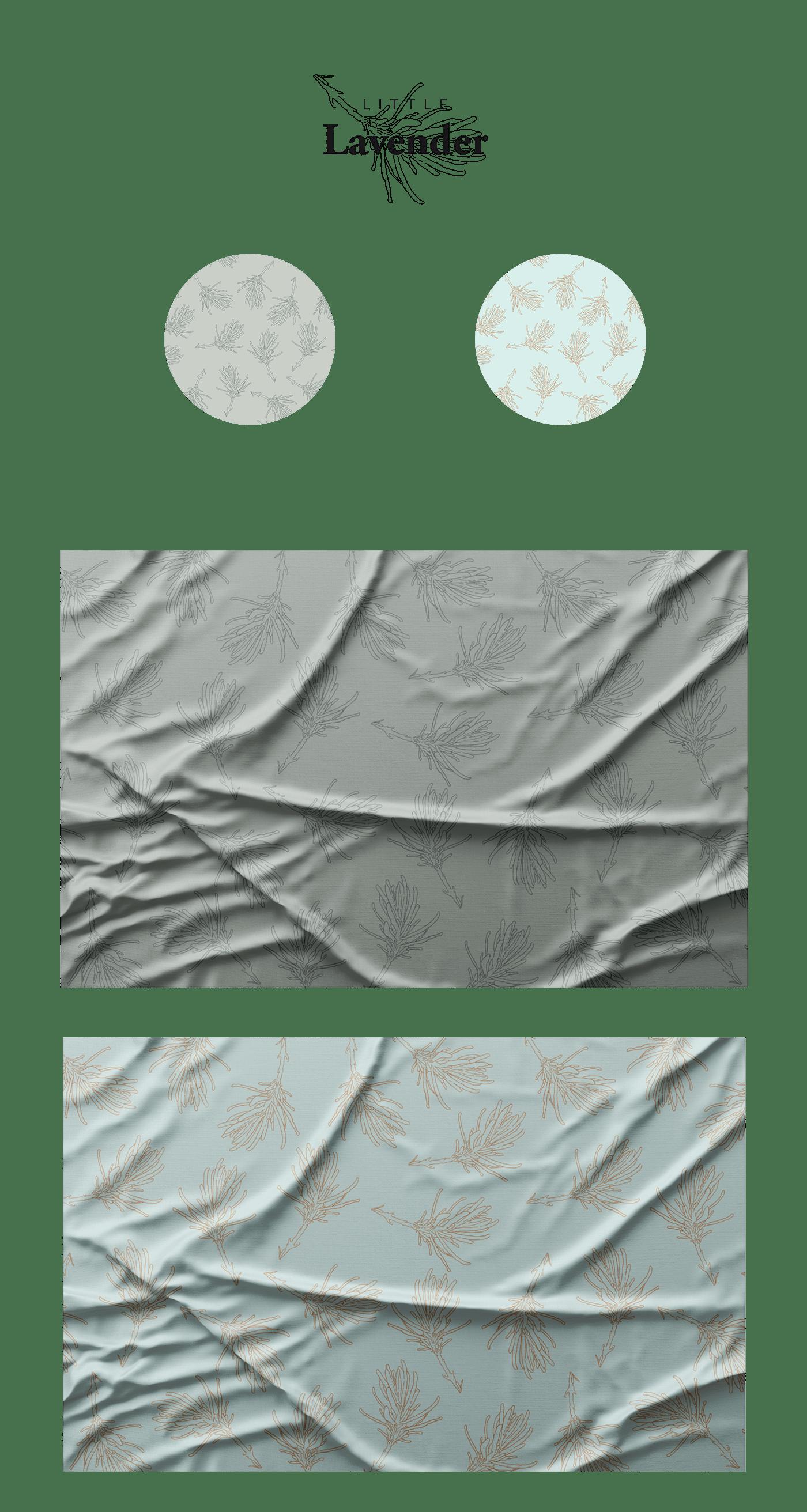 botanical Flowers pattern pattern design  Patterns seamless