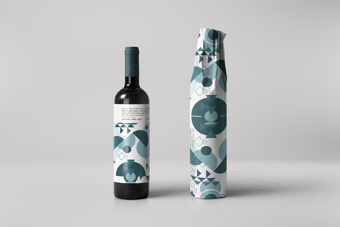 細緻的29 款酒瓶包裝設計欣賞
