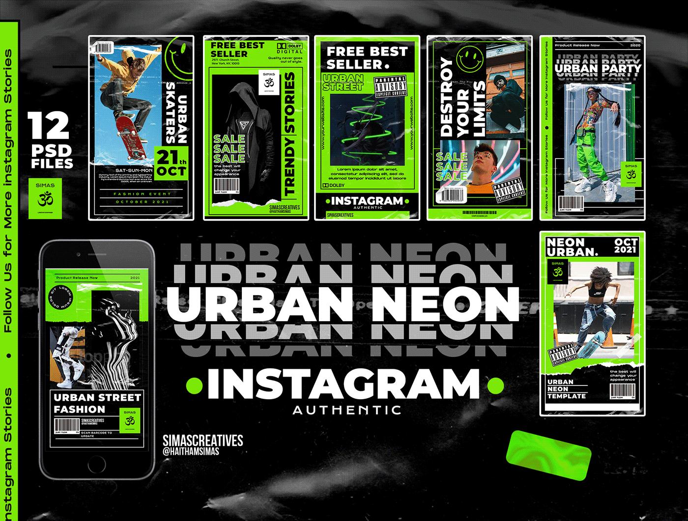 Advertising  content iG instagram marketing   post psd social social media template