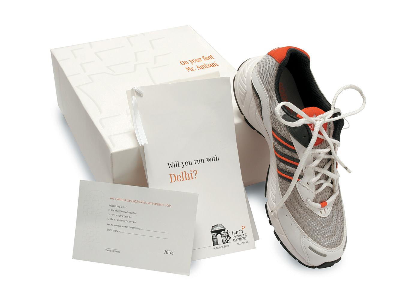 有創意感的24張鞋盒包裝設計欣賞