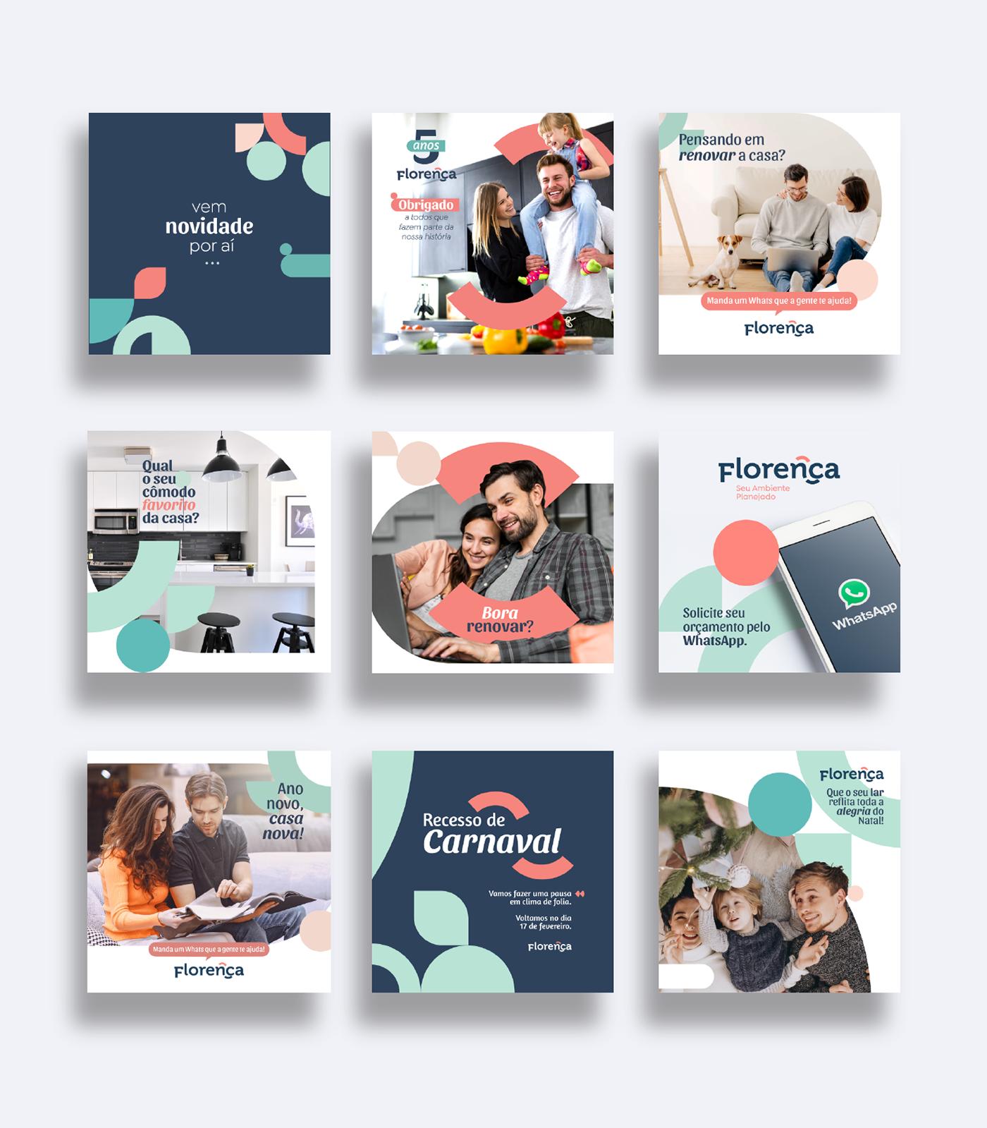 Brand Design branding  identidade visual redesign visual identity