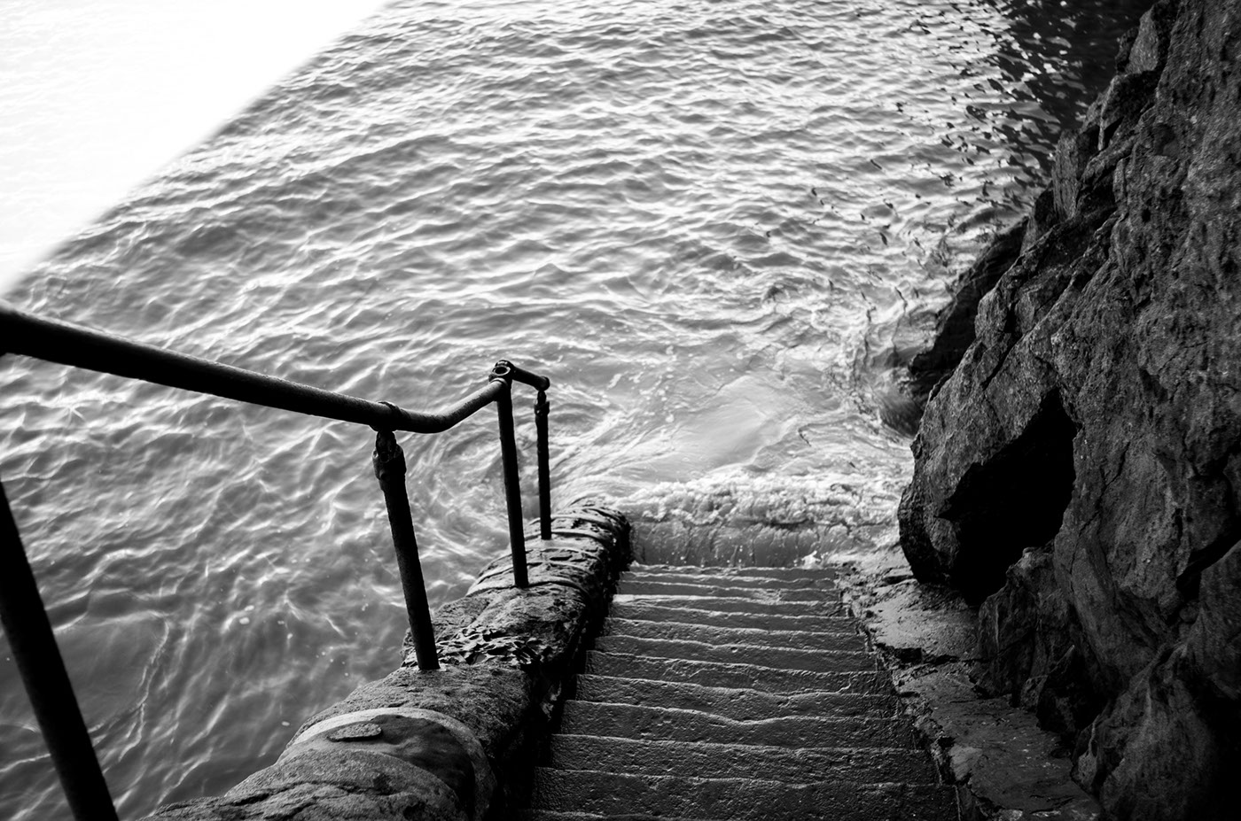 The Steps Down to the Sea.