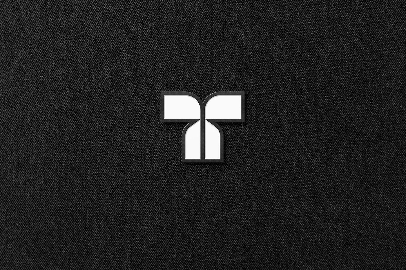 3D branding  identity logo Logotype typography   visual
