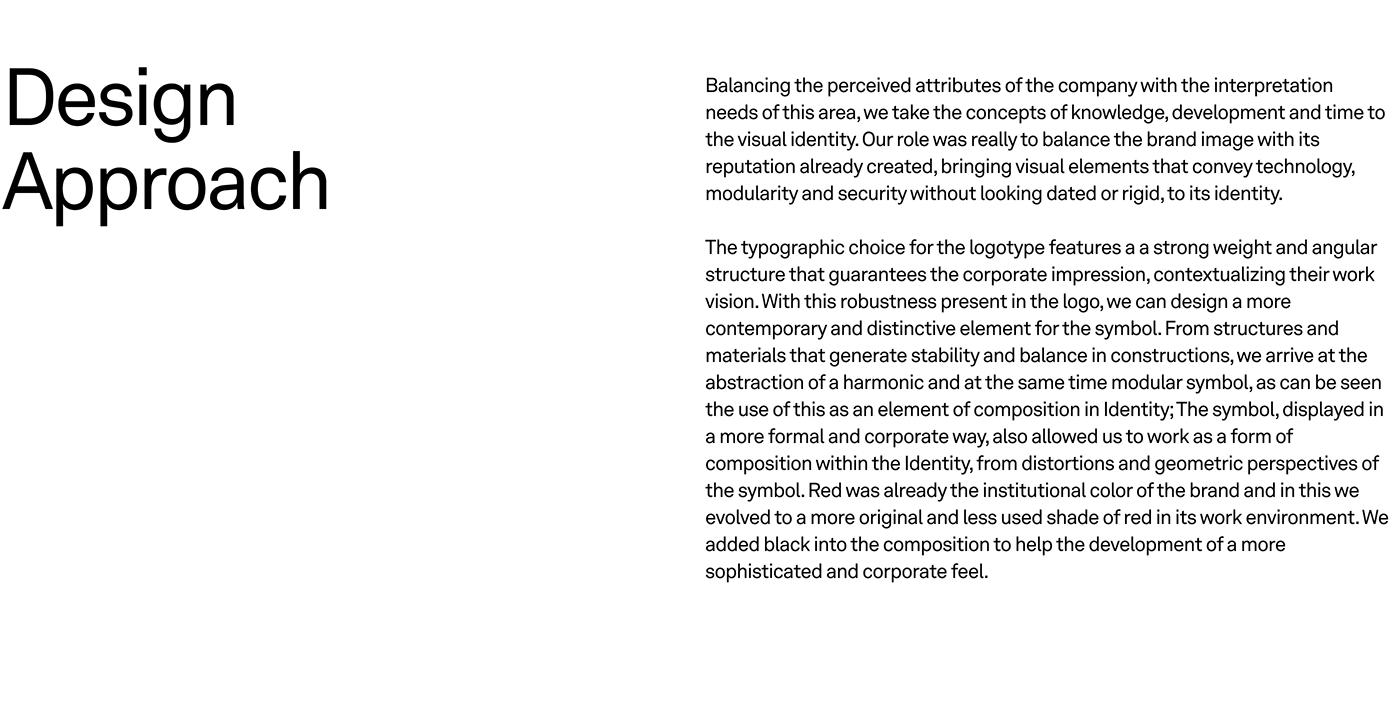 Design Approach, identity design strategy