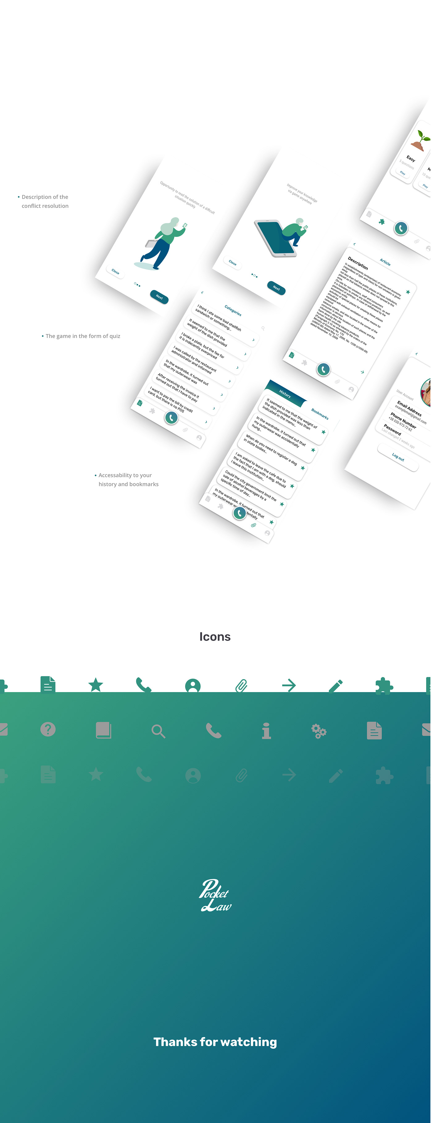 mobile ux UI Responsive accessability sketch app