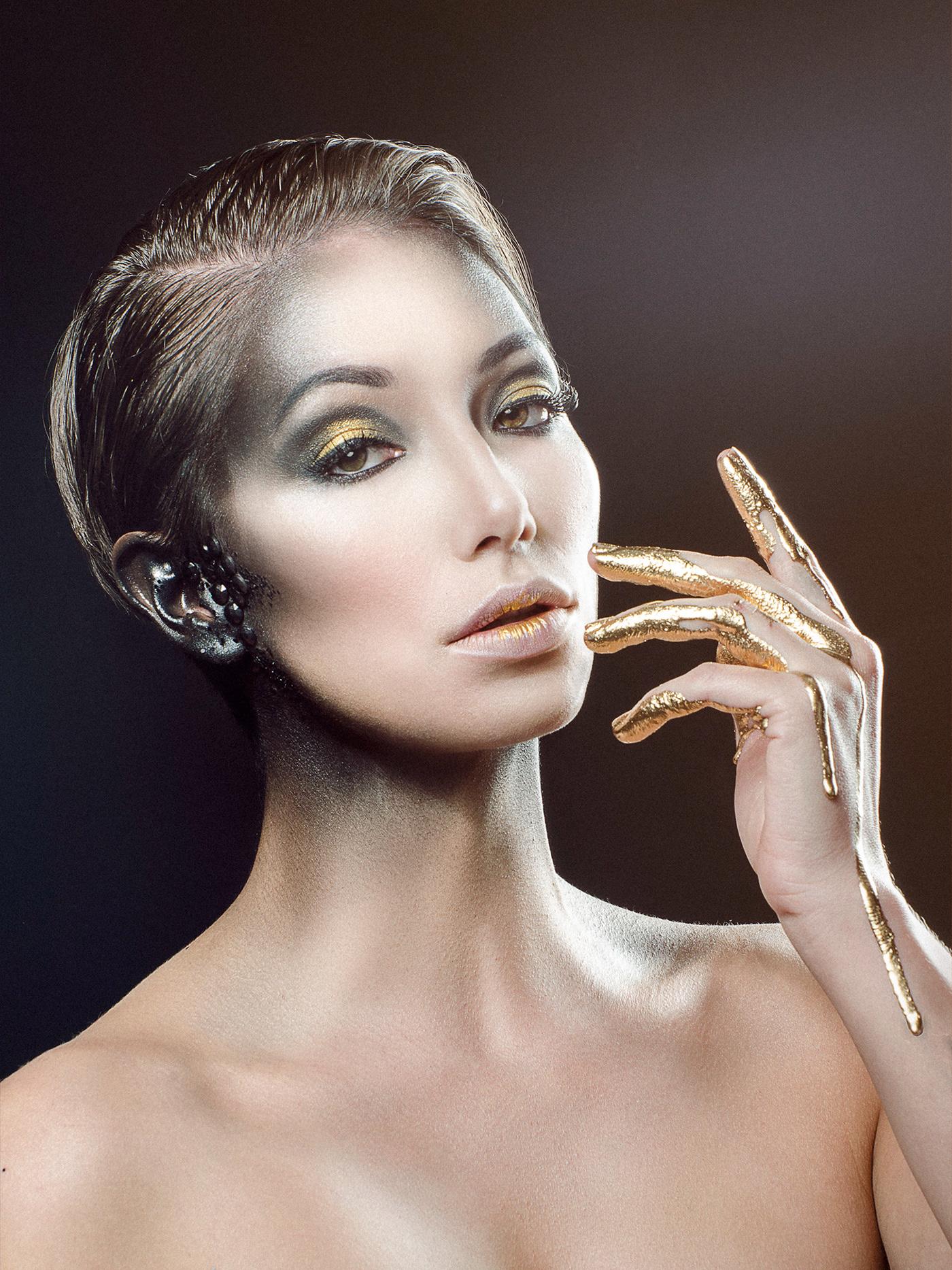 makeup psd moda beauty Fashion