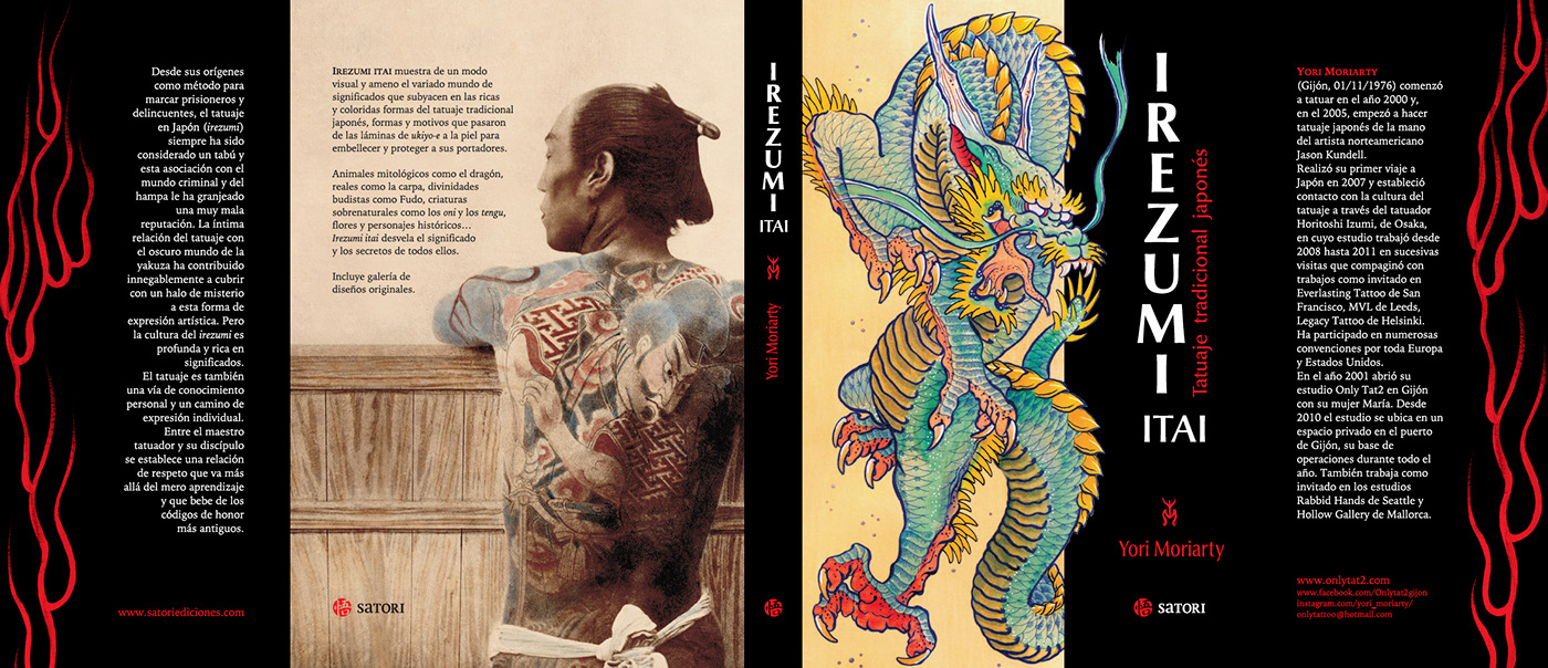 Irezumi Itai Traditional Japanese Tattoo Art On Behance