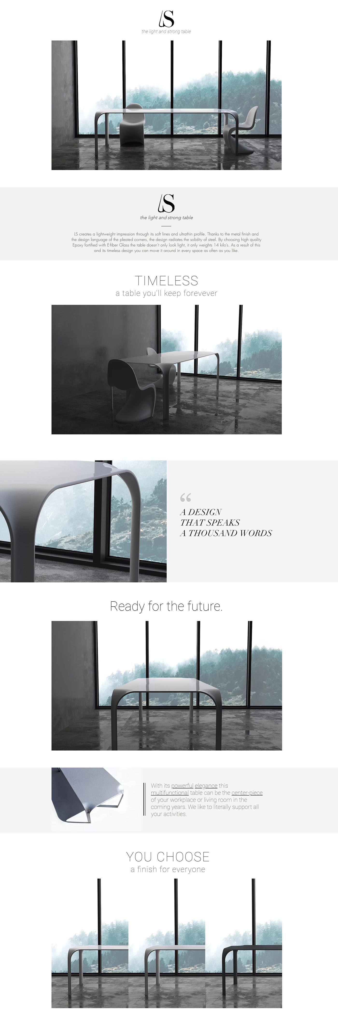 LS mattice boets vray table Interior Render modern timeless 3dsmax