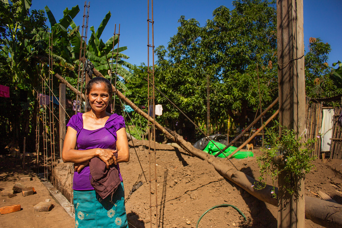 Fotografía Documental mujeres rurales nicaragua non-profit photography ong rural photography women