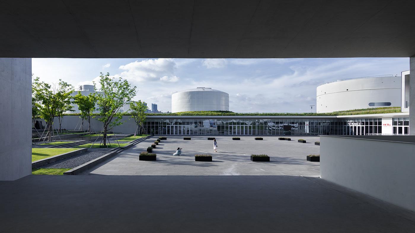 architecture art Art Center Art Gallery  design museum shanghai