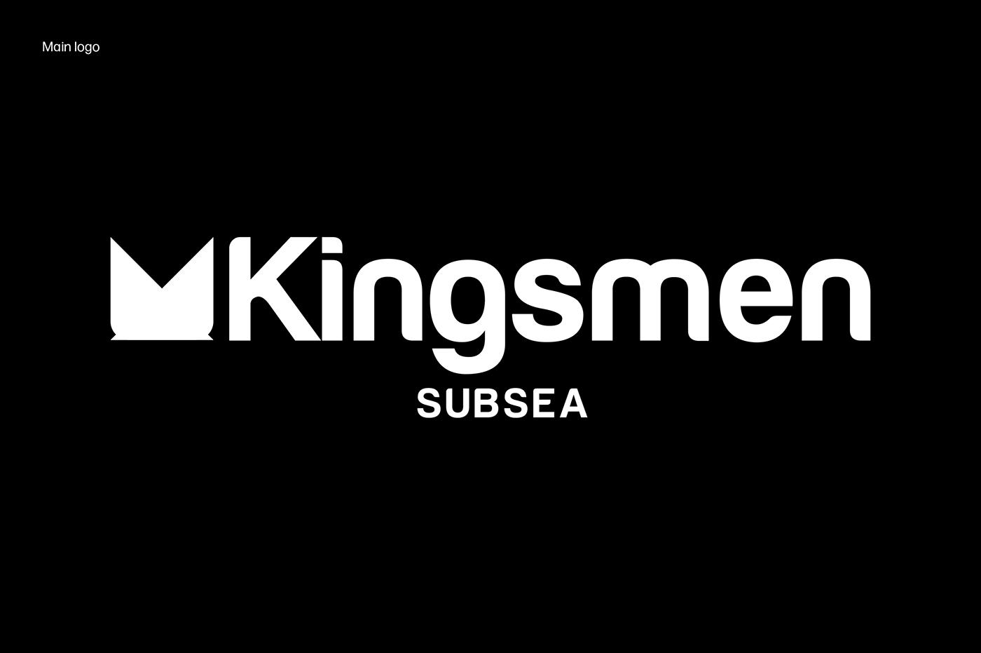 branding  identity salvage Subsea