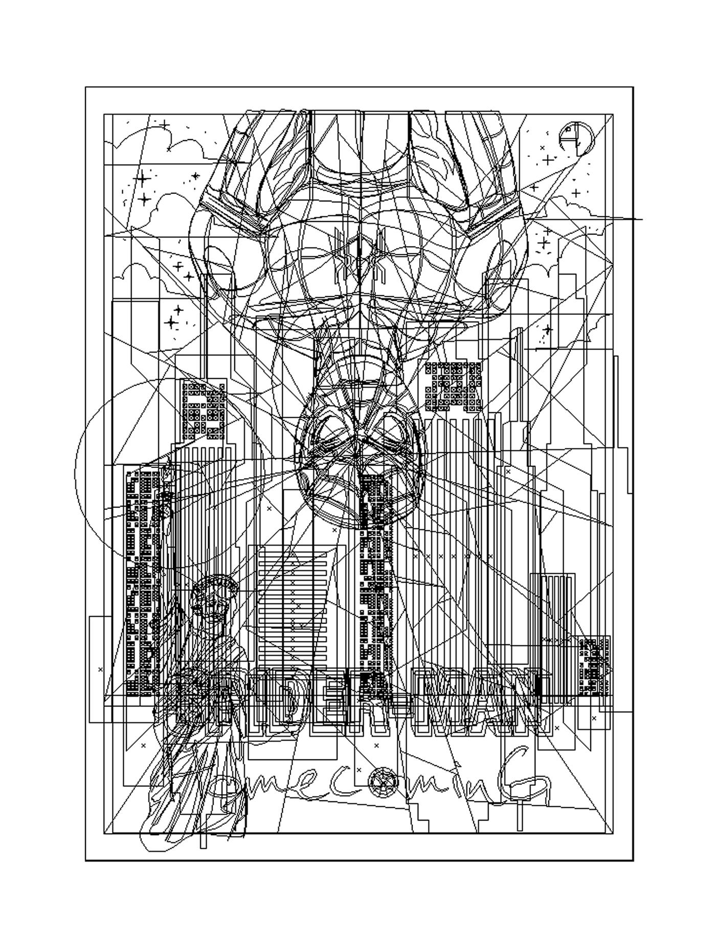 poster marvel spiderman fanart art artwork vector vectorart movieposter PosterArt
