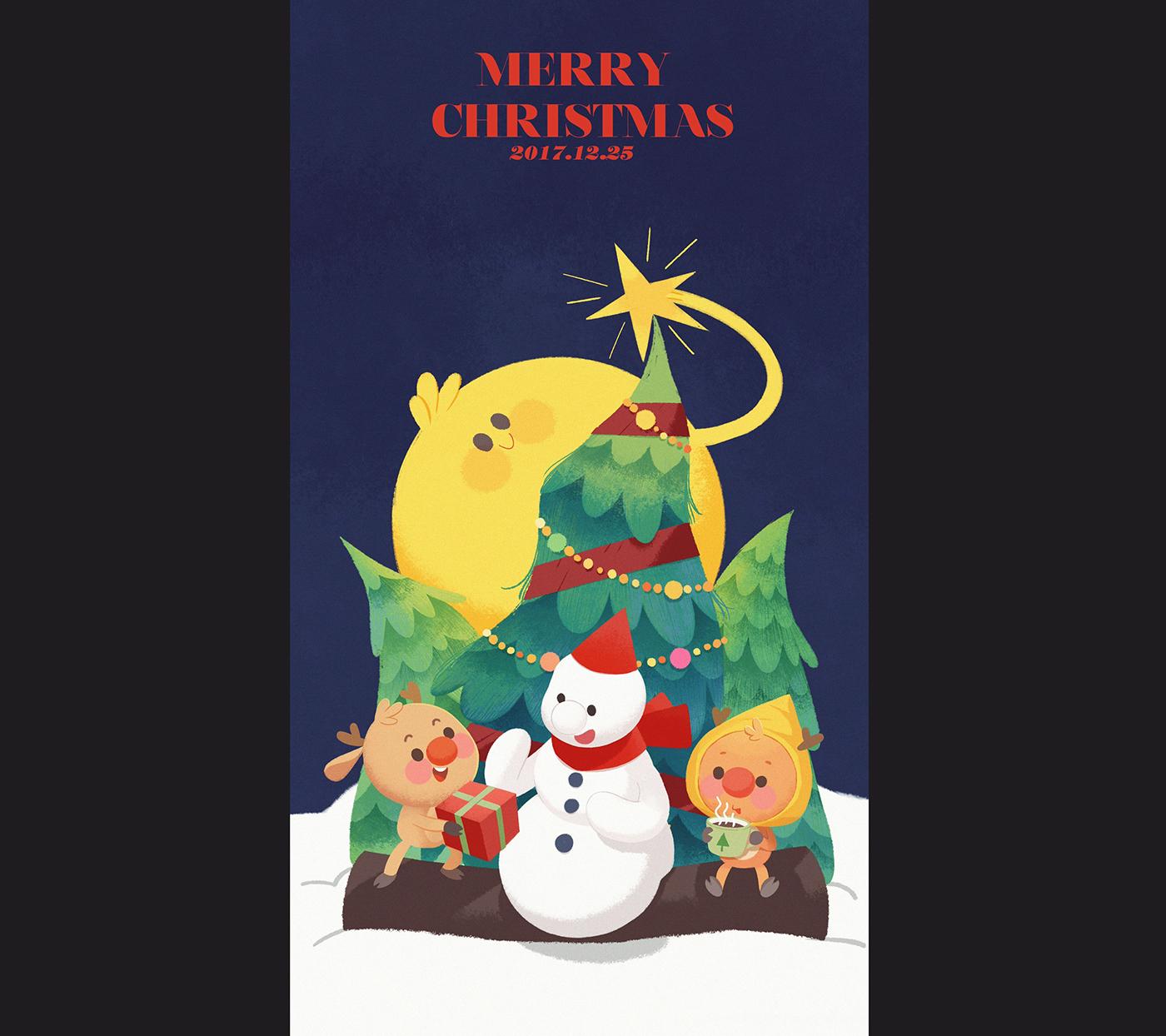 有設計感的32個聖誕節圖片欣賞
