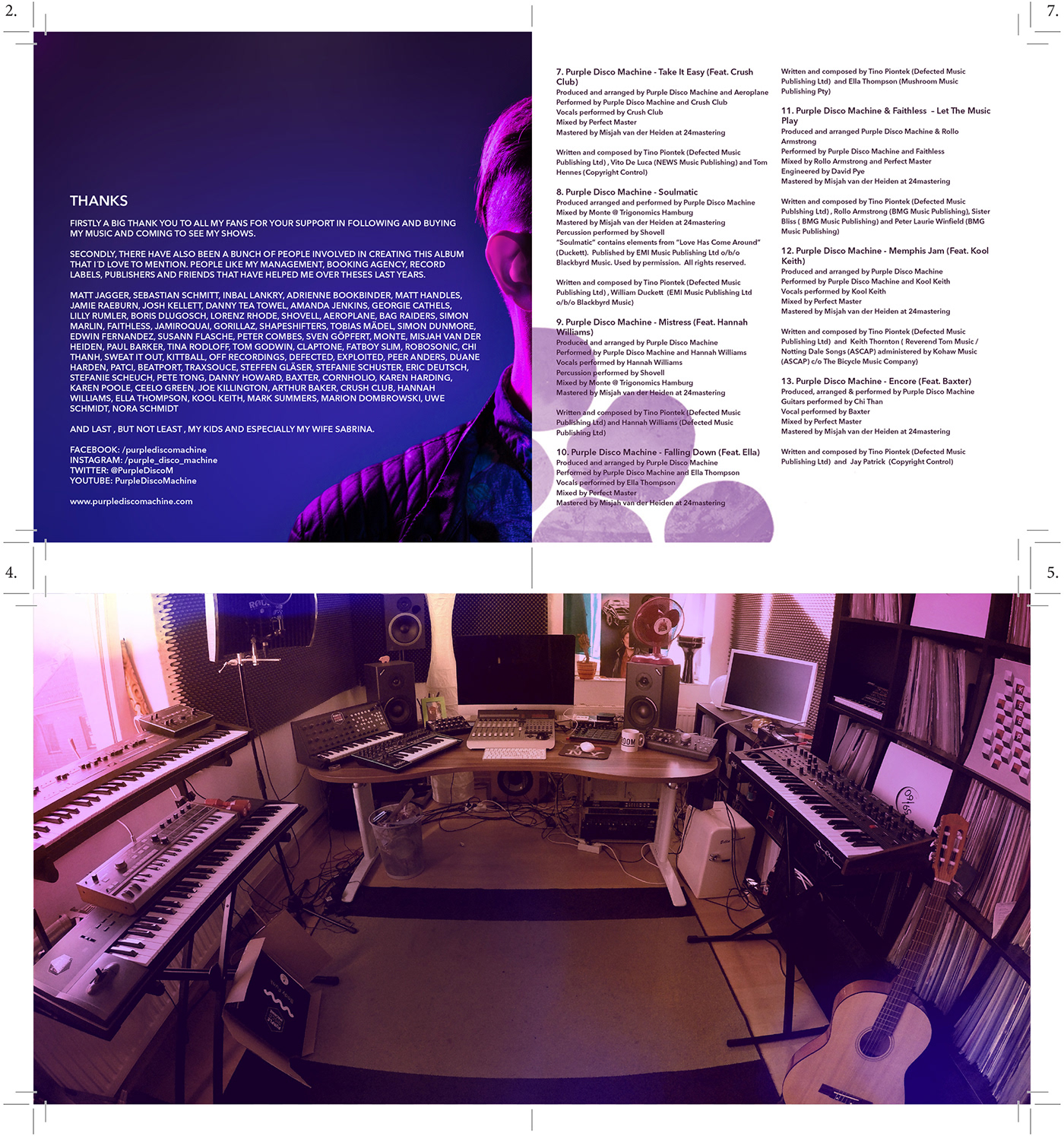purple disco machine soulmatic