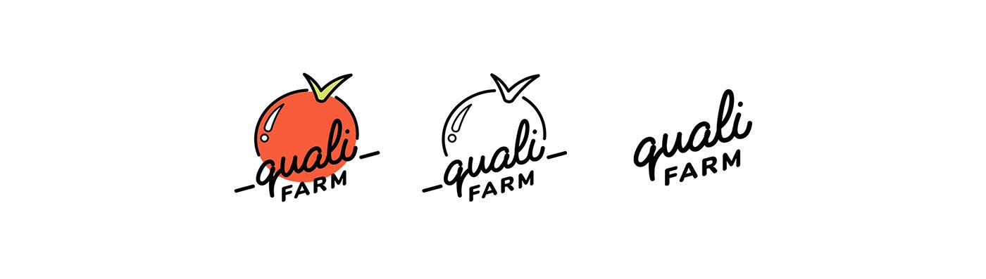 branding  Food  Grocery Packaging identity logo Advertising  market Shopping visual identity