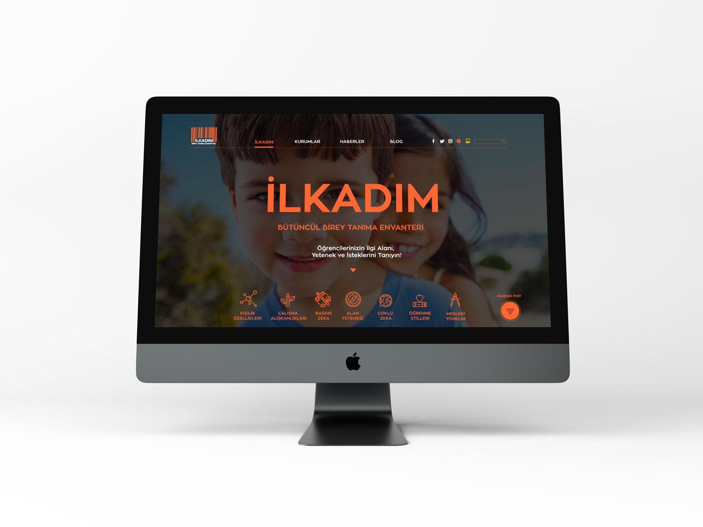Website Design branding  Website uı ux Markalama user interface Developing semiology