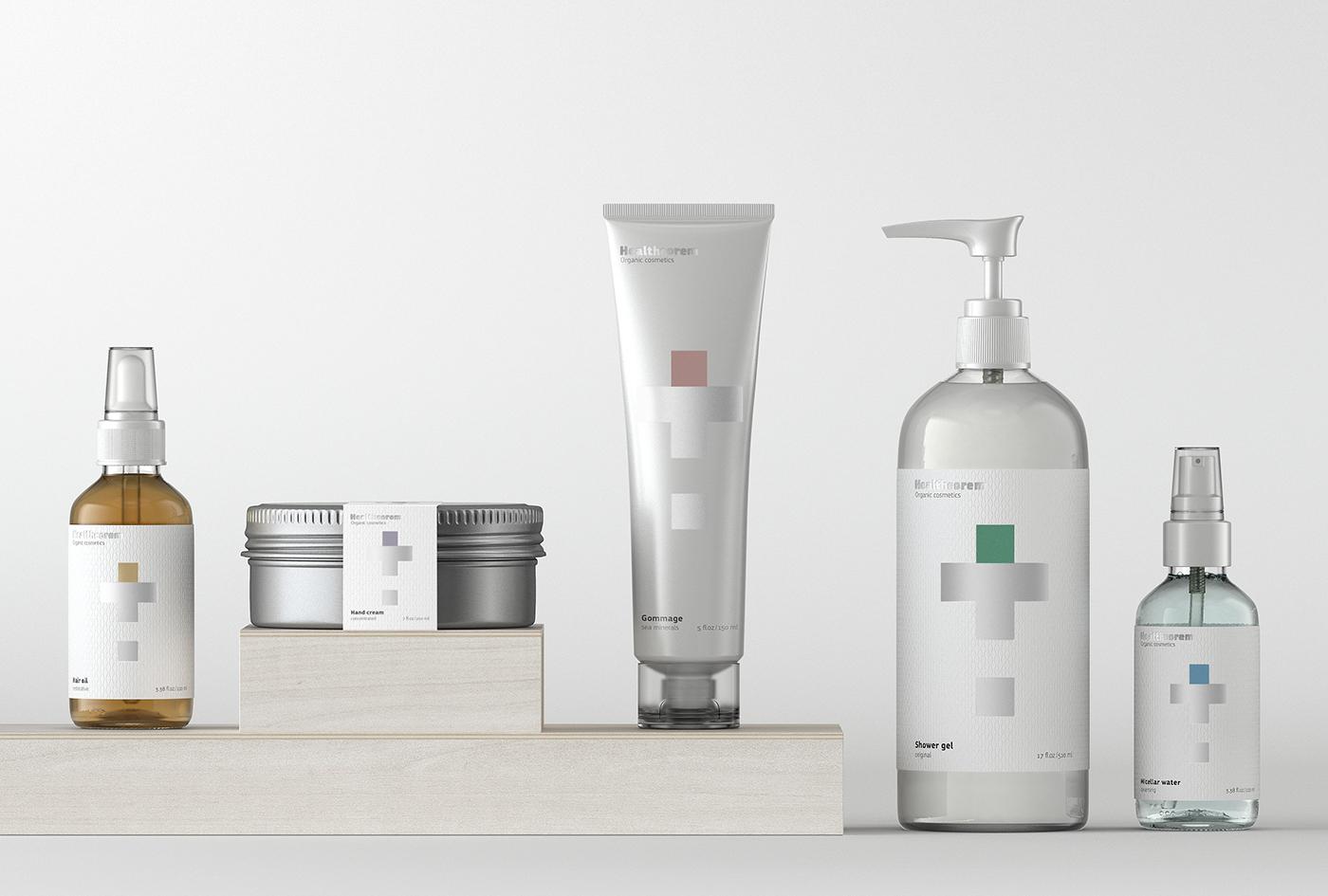 優質的32款健康產品包裝設計欣賞