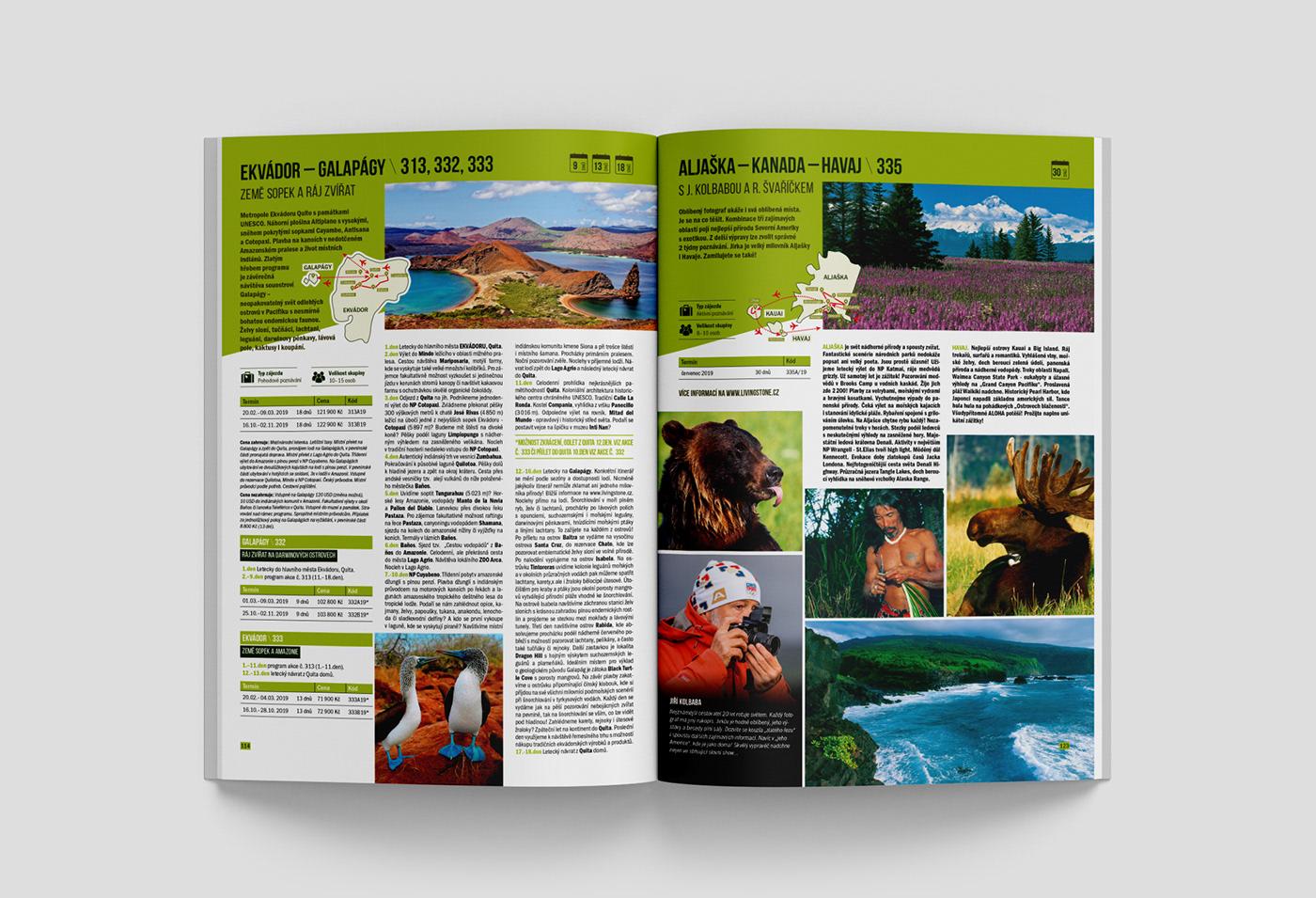 catalog david navratil design exotic livingstone print Travel travel agency Younick
