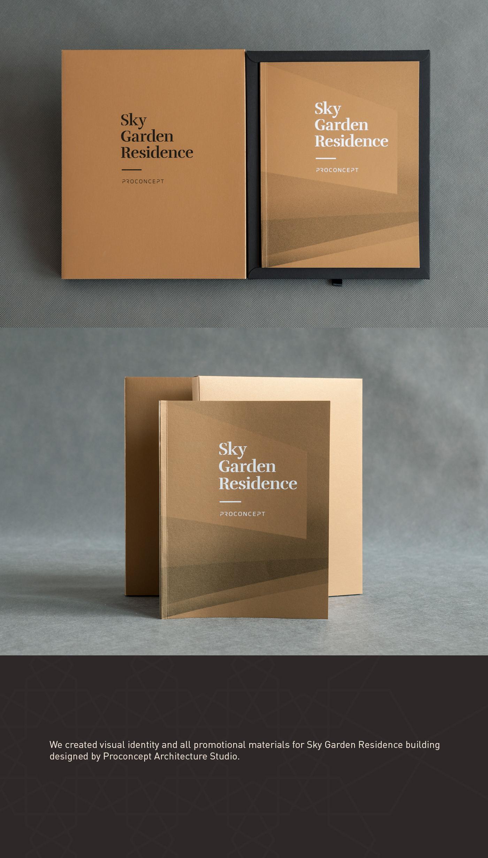 architecture Packaging polska poland branding  editorial printed Catalogue brochure Gdansk