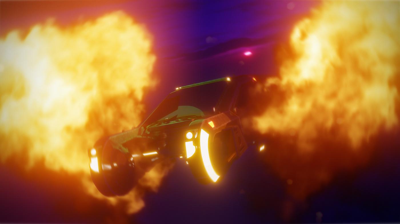 Blade Runner Mood FX