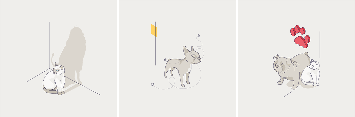 Image may contain: animal, illustration and cartoon