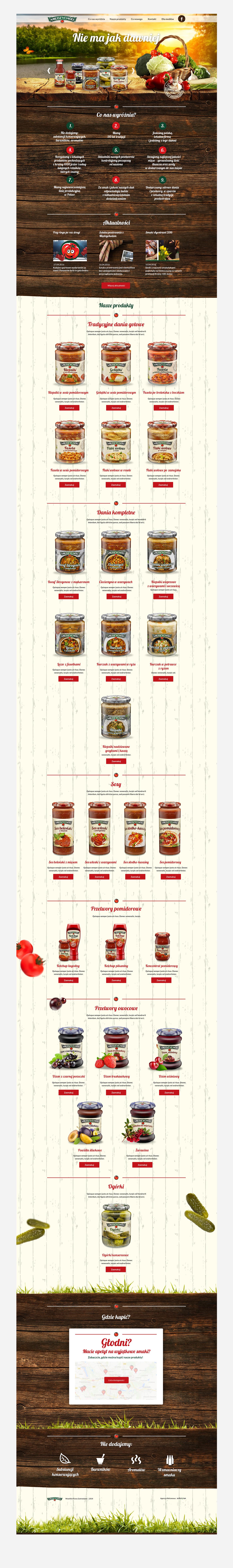 UI ux design graphic Responsive Food