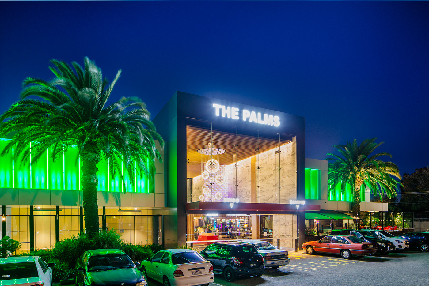 The Palms Bingo