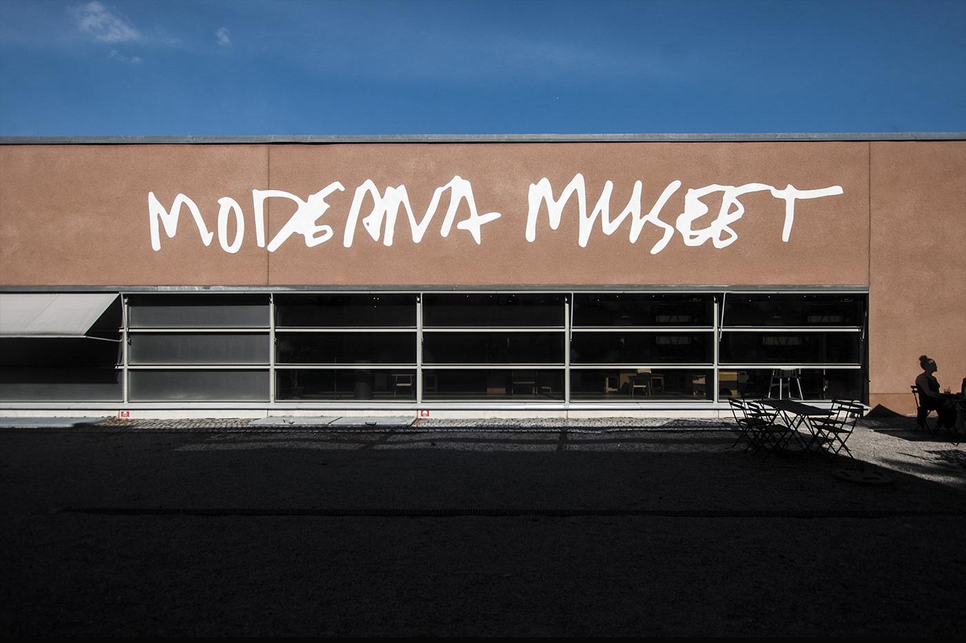 Moderna Museet on Behance