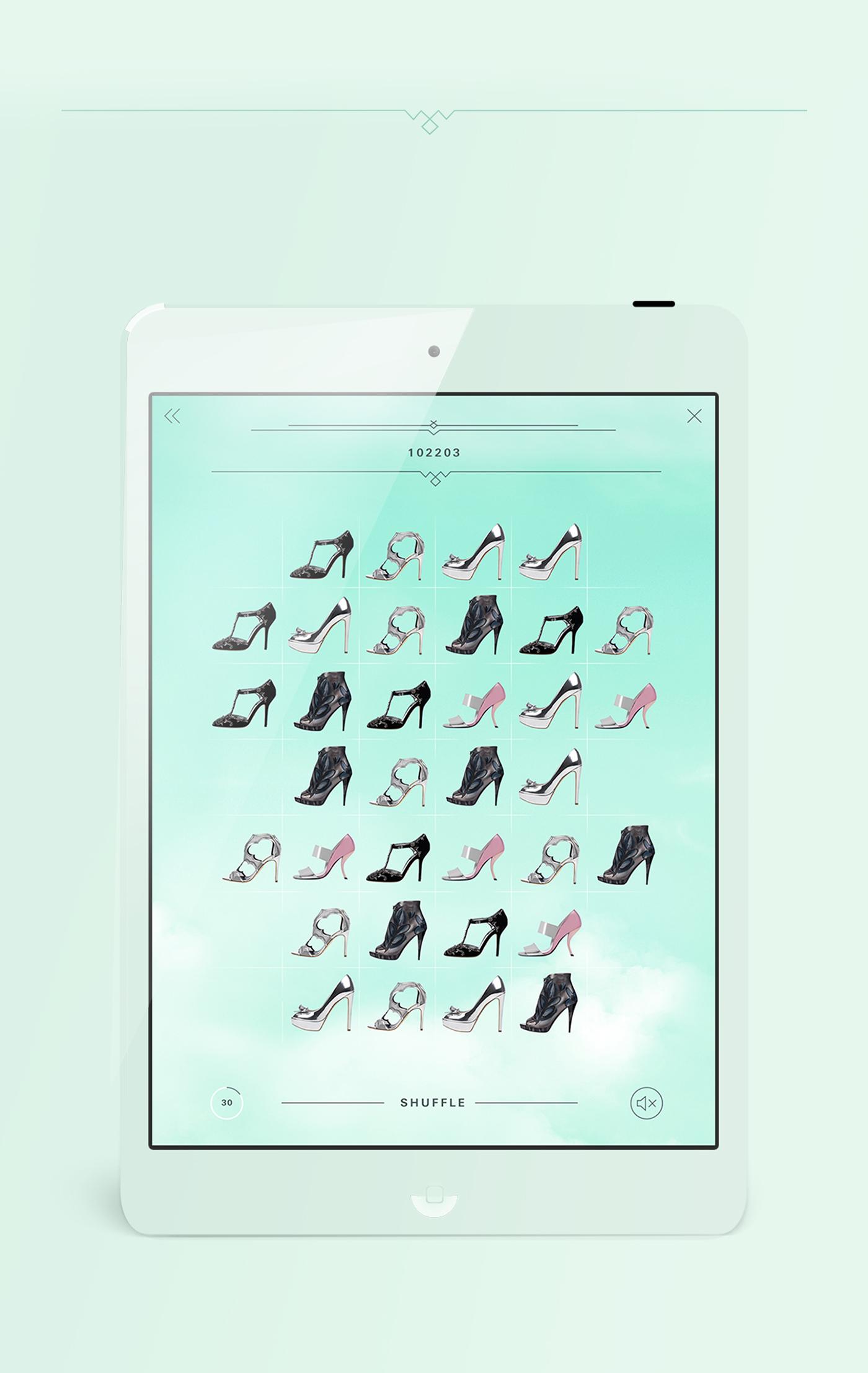 Harrods London game iPad iphone Fashion  app