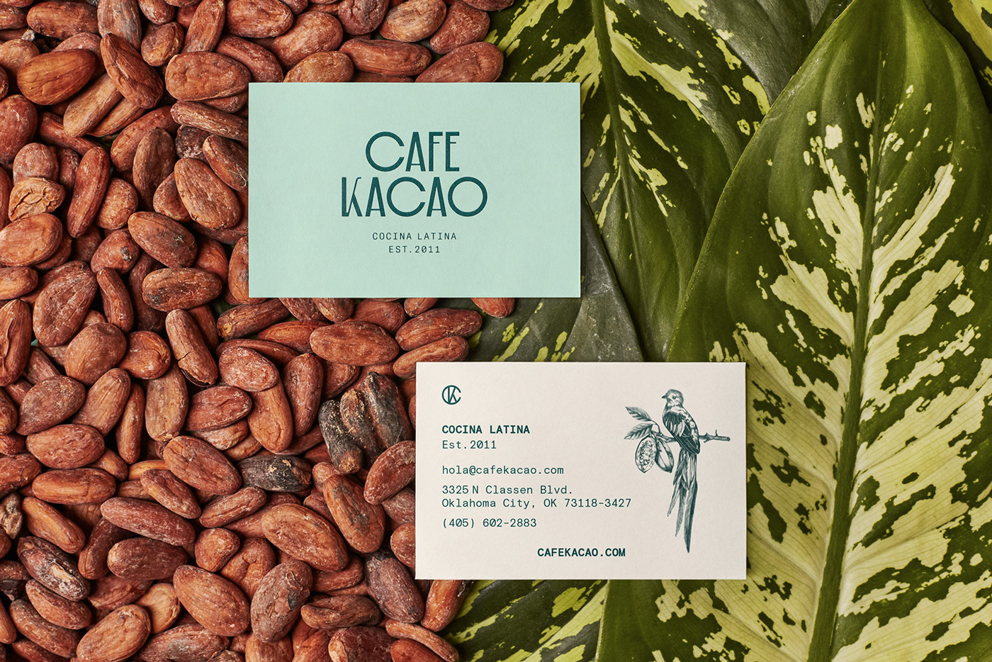branding  cafe kacao Cocoa Coffee latin food latinoamerica mexico restaurant vegrande