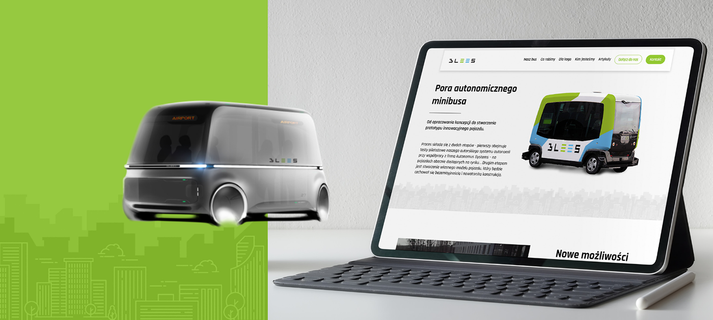 emobility IT minibus Startup Transport Vehicle Fleet