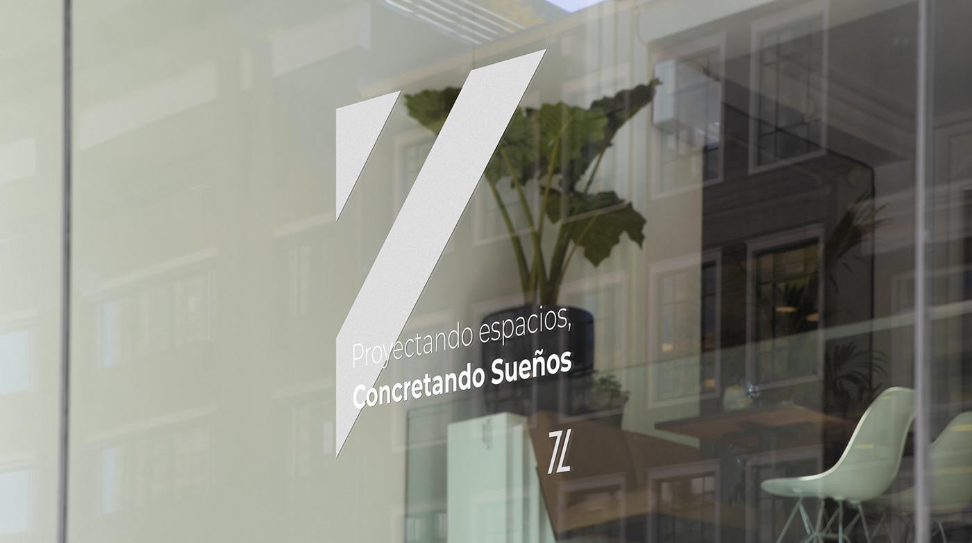 interior design  Responsive Web Website Züed