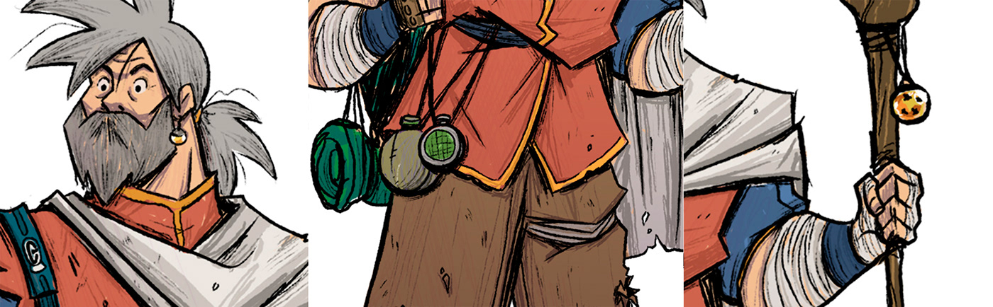 goku dragon ball personagem characterdesign
