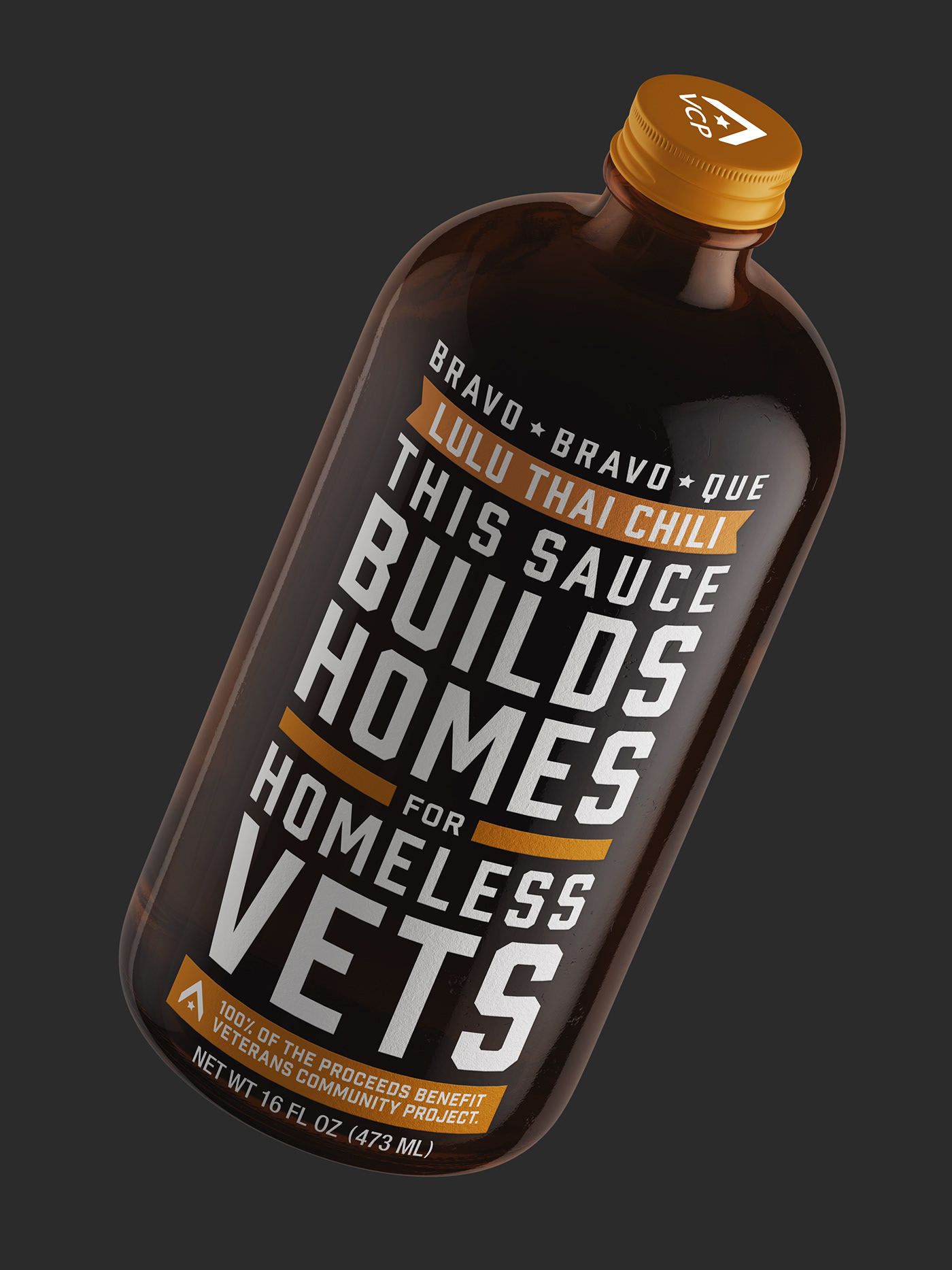 barbecue sauce BBQ bbq sauce BBQ Sauce Bottle branding  Packaging VCP VeteransCommunityProject