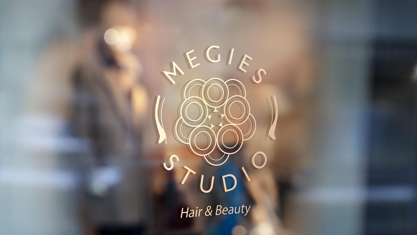 salonbranding salon beauty hair hairdressing Spa makeup Startup Farms
