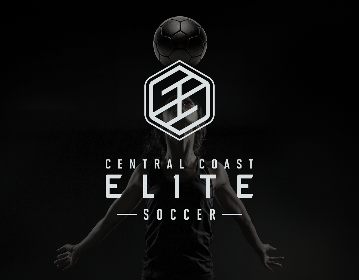 soccer Club Soccer branding  Central Coast California sports Team Branding football Futbol