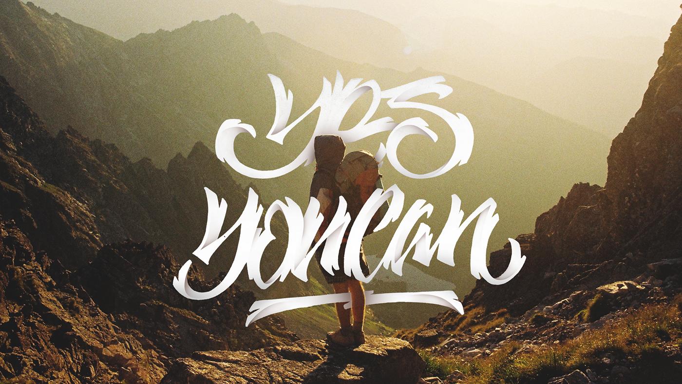 lettering Calligraphy   shade Space  skate Vans deep letters motivation