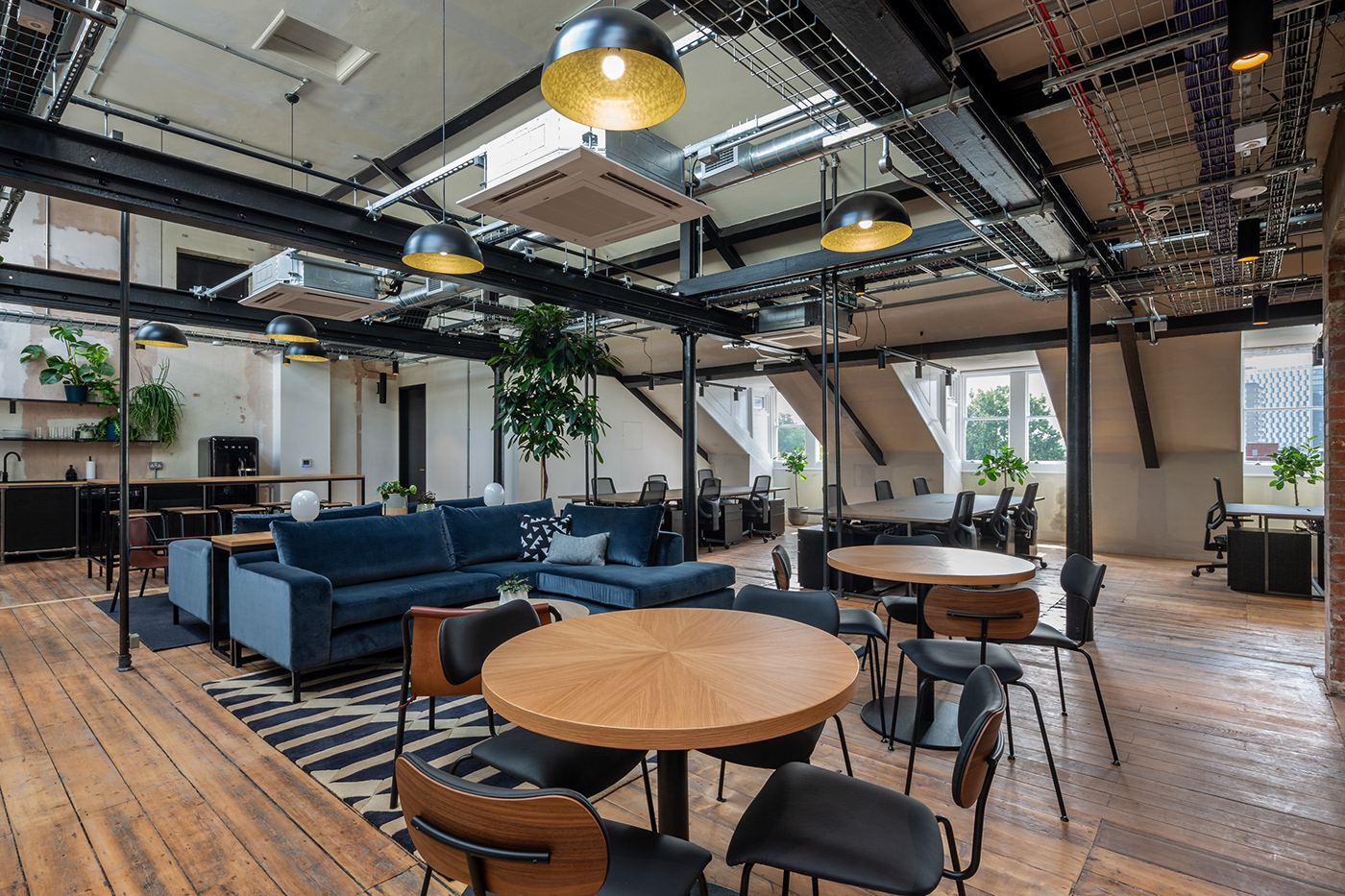 完美的47款辦公室設計欣賞