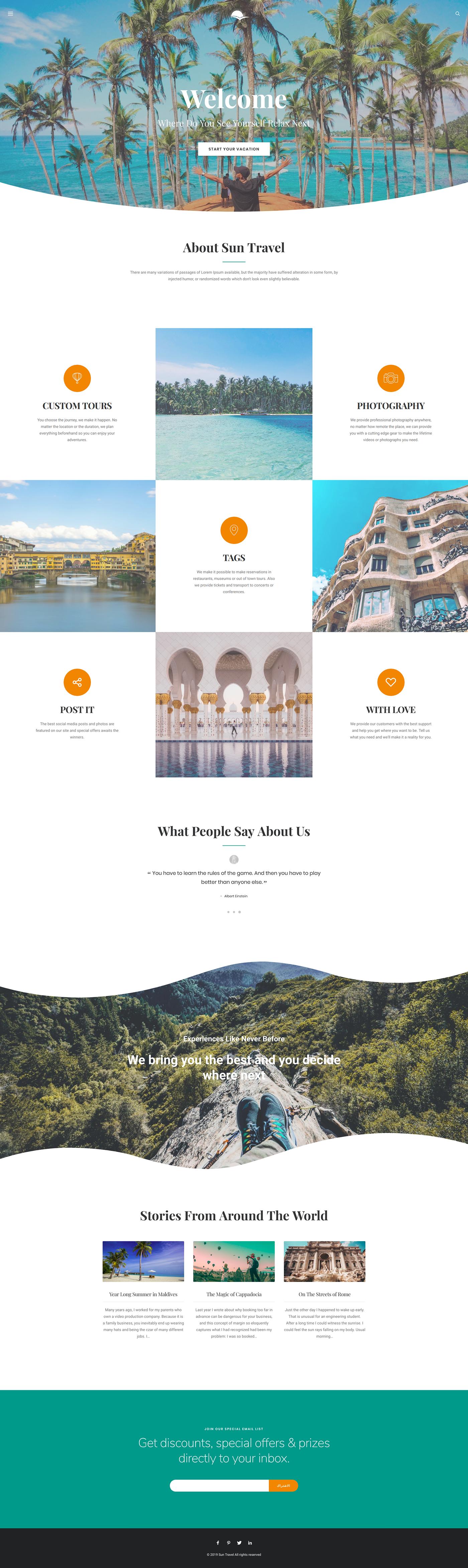 wordpress Web Design  web development  Wordpress Design Website Concept web concept web agency web design agency