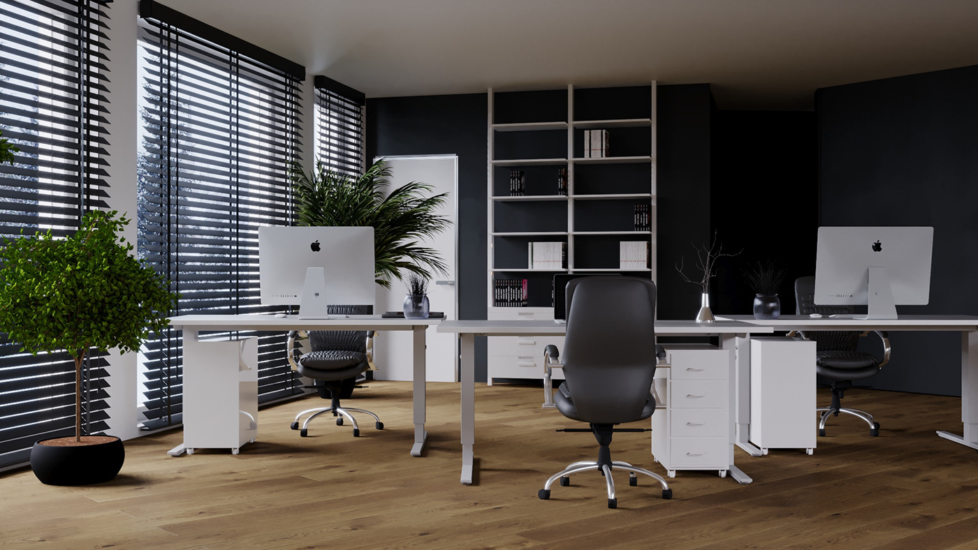Office bucharest Interior design ikea designinterior decor