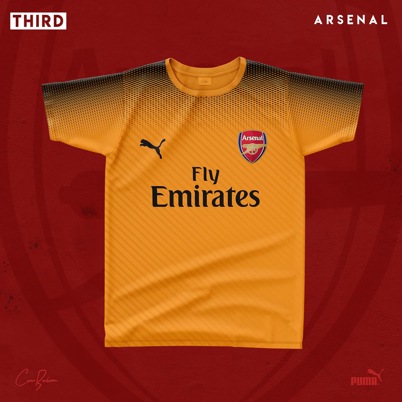 Puma Font 2019 Download Arsenal