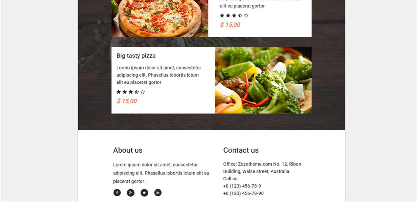 Image may contain: food, fast food and menu