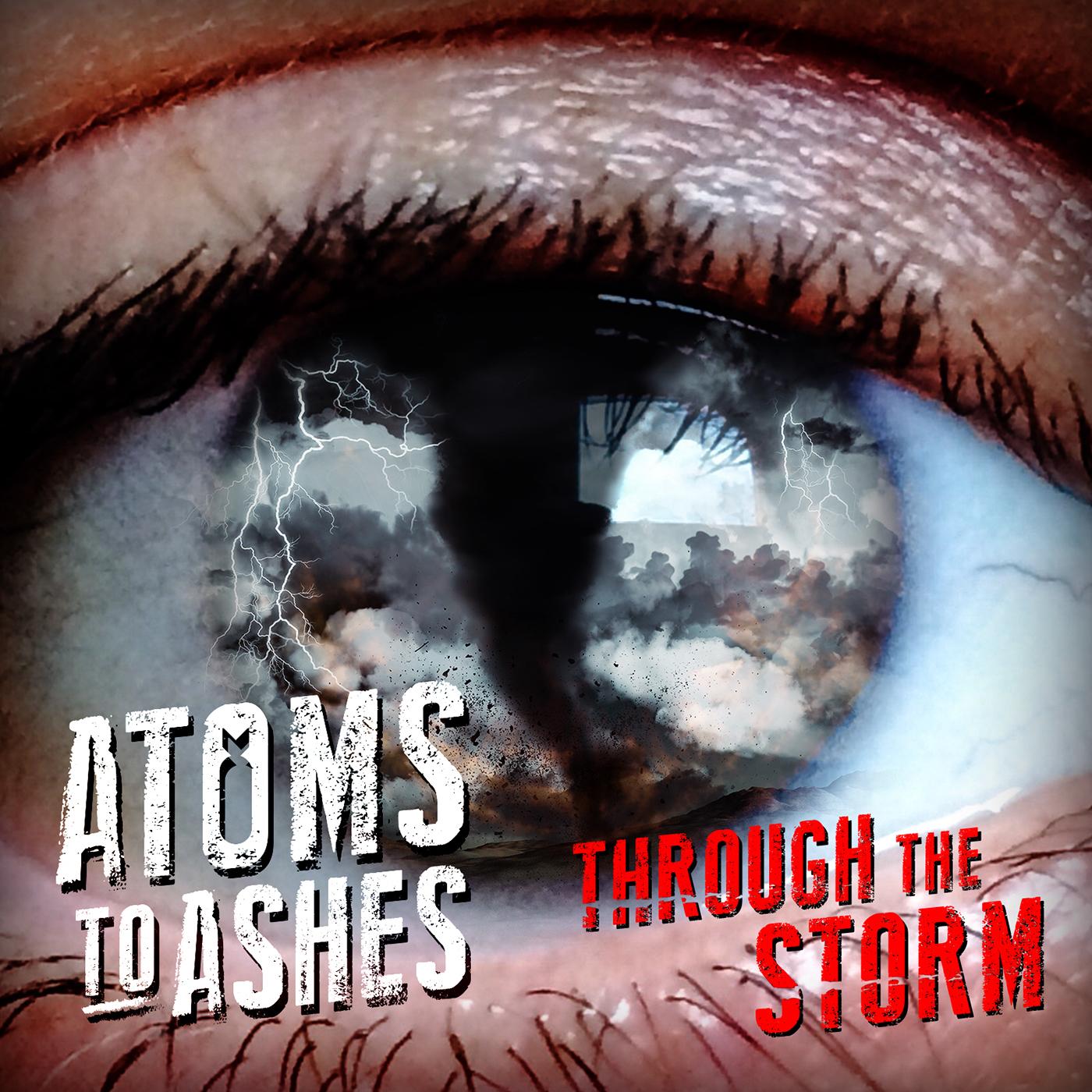 Atoms to ashes ep artwork