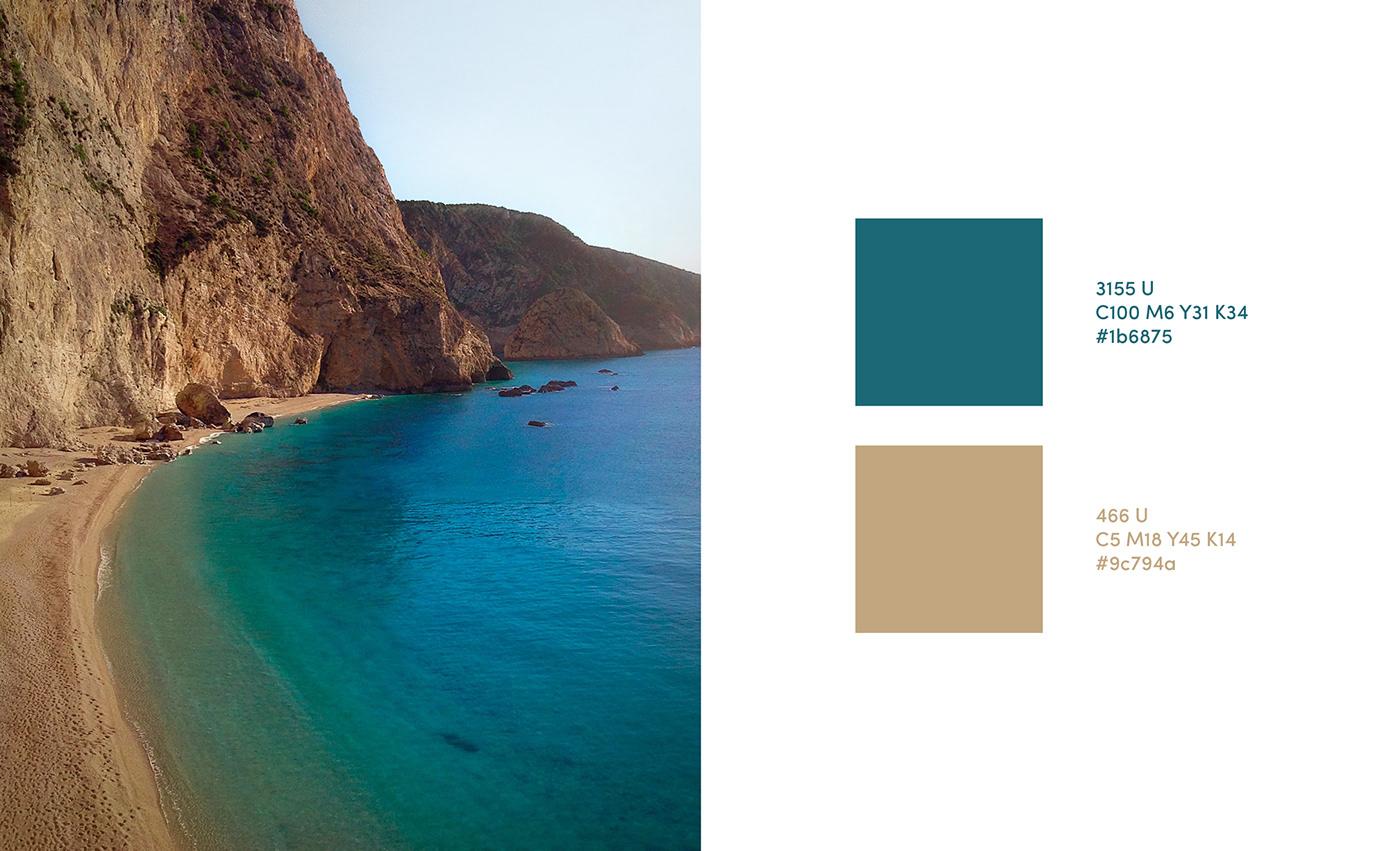 branding  Branding design logo luxury monogram print design  Stationery tourism Yachting Hospitality