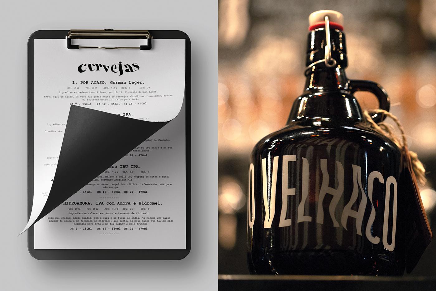 branding  graphic design  naming beer brewery handmade lettering