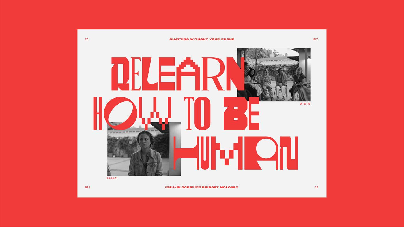 branding  Brooklyn campaign digital festival graphic design  print design  system typography
