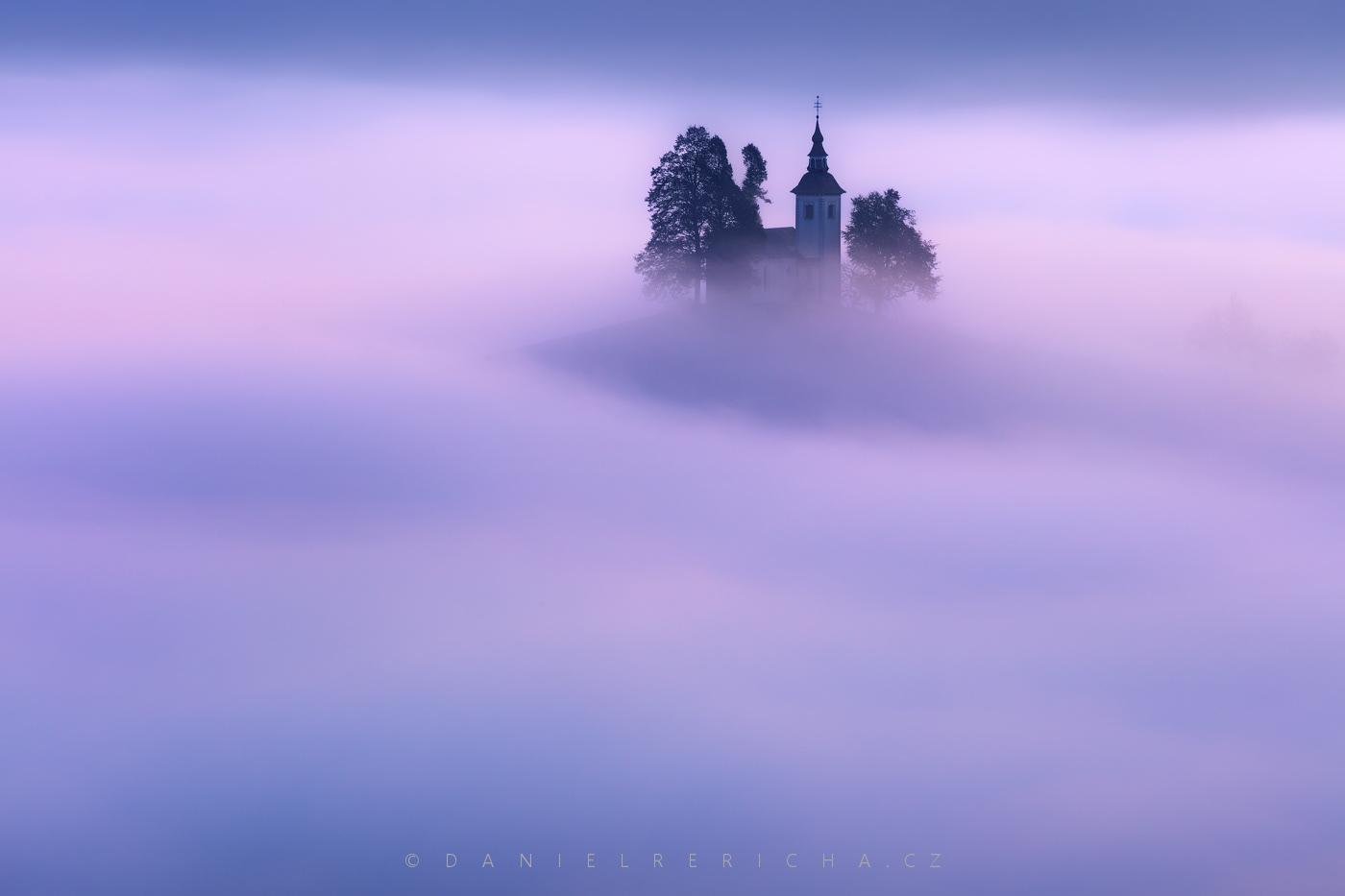 Magické kostely - Slovinsko