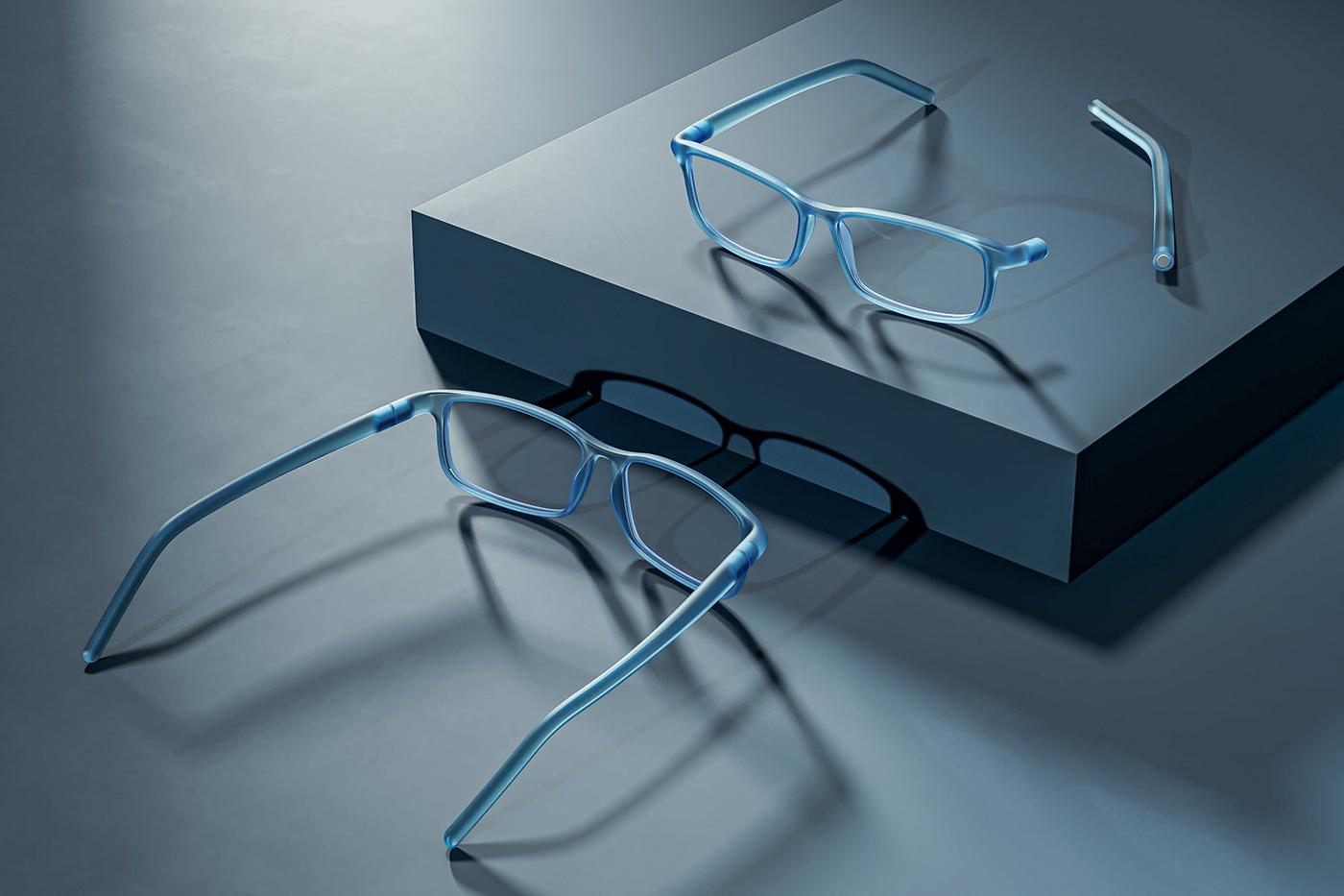 eyewear design fashion design human-centric industrial design  product design